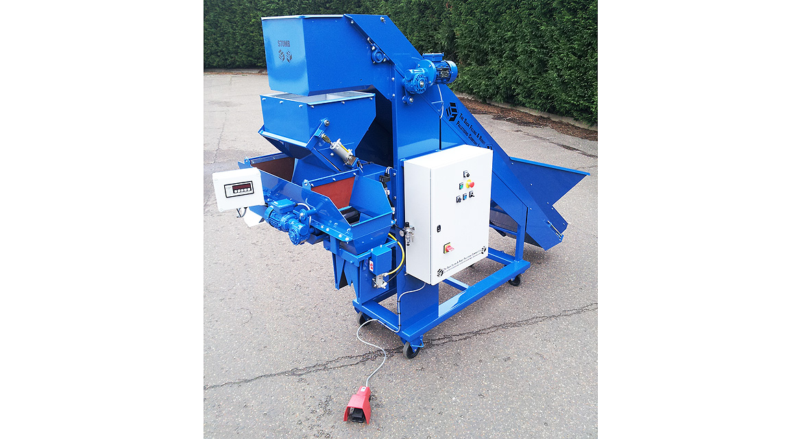 Weighing and Bagging Equipment